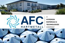 Hyperion Materials & Technologies completes acquisition of AFC Hartmetall