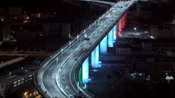 Genoa has a new bridge: the contribution of Nuova Defim Orsogril in a series of videos