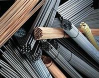 Made-to-measure bars in non-ferrous material