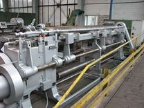 Used wire netting machines