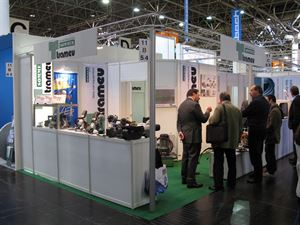 tramev fastener fair messe