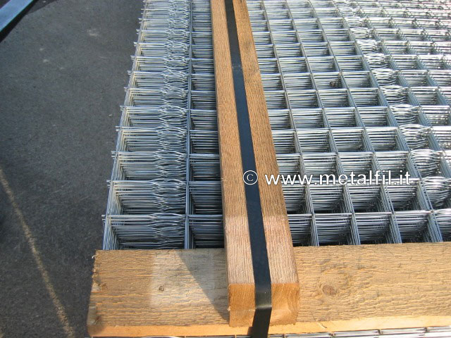 Electrowelded Wire Mesh For Floor Screeds