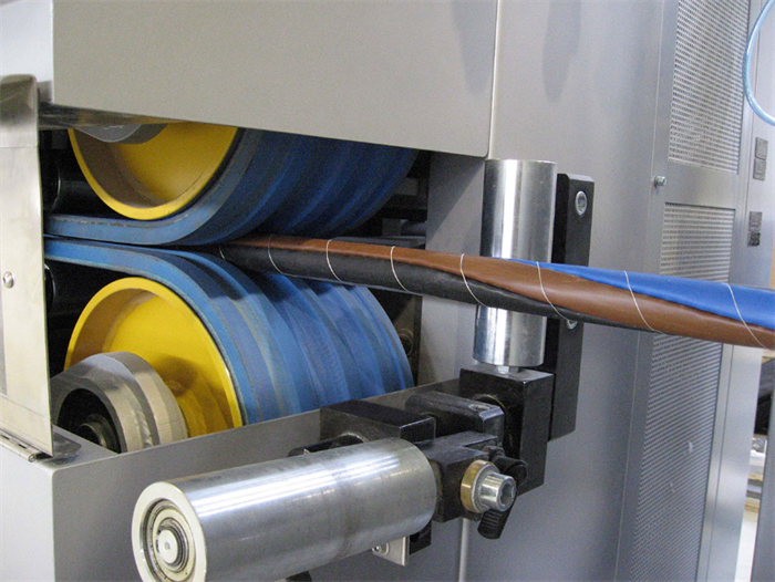 Sz Stranding Line For Sector Shaped Power Cables In Long
