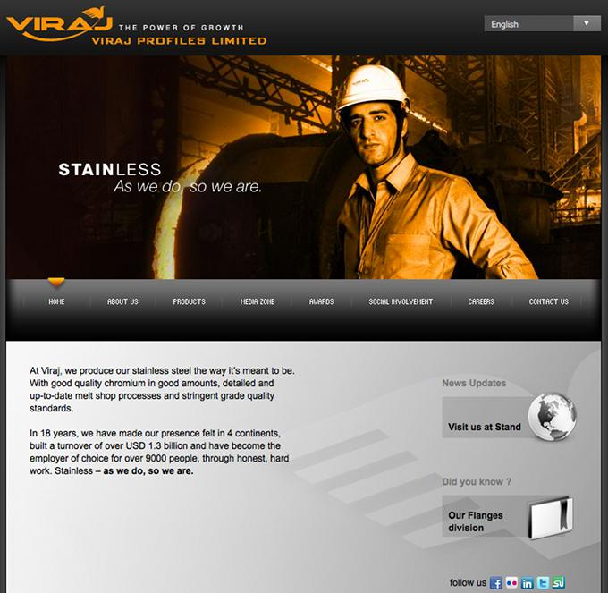 viraj new website
